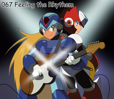 067 - Feeling the Rhythem by Kamira-Exe