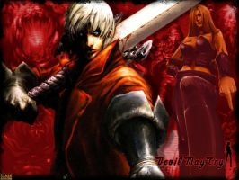 Devil May Cry in Comic by Billysan291