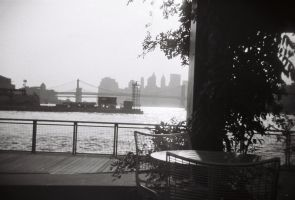Brooklyn: East River, I by neuroplasticcreative