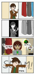 A Chara In My Closet by ZStarX