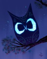 Night Owl by pumml