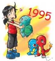 1995 Pokemon by Niwa-Katuki