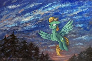 Spread your wings by DragonAtaxia