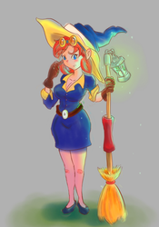 Witch by TioTonyRedgrave