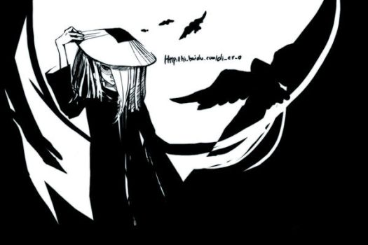 Deidara-black bird by LitLoud