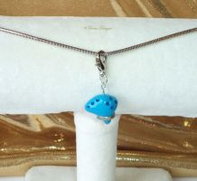 LOZ Ocarina of Time Charm Handmade by TorresDesigns