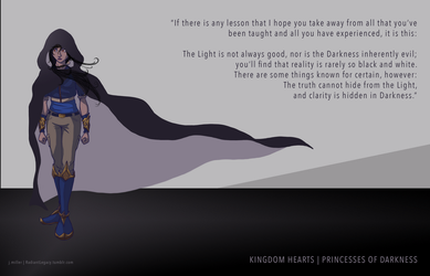 KH:Princesses of Darkness_Intro by Whyte-Tyger