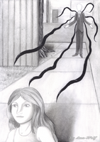 Slenderman by Ana-Wolf
