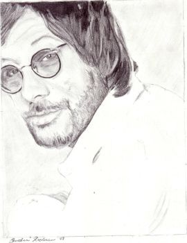 Warren Zevon again by Sportakook