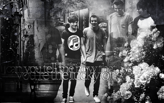 Larry Stylinson - header for my fanfiction blog #5 by remindmelove