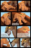 Scar's Reign: Chapter 1: Page 10 by albinoraven666fanart