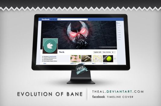Evolution of Bane Timeline Cover by TheAL