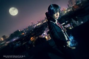 Ao No Exorcist by BigWhiteBazooka