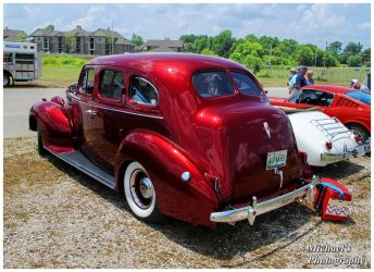 A 1940 Packard 110 by TheMan268