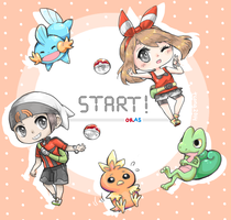 ORAS! by tcong