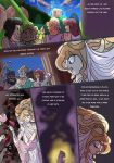 Medusa:Warrior of Justice the Graphic novel Pg 6 by BubbleDriver