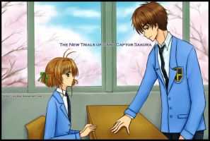 Deja vu: The Transfer Student from Hong Kong by wishluv