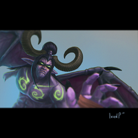 Illidan by nailgm