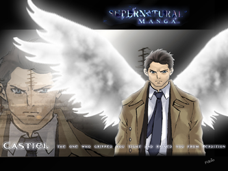 Supernatural - Manga Version 2 by Rekkiem