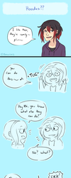 Ask Rhi: Hoodies by Little-Miss-Boxie