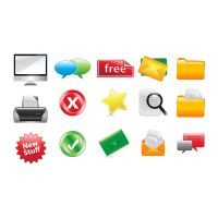 FREE vector Icons by ccmolina