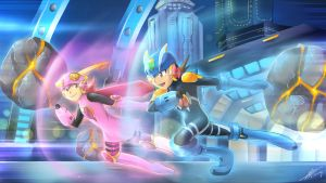 [C] For True Story (CF MegaMan vs CF Roll) by R-nowong