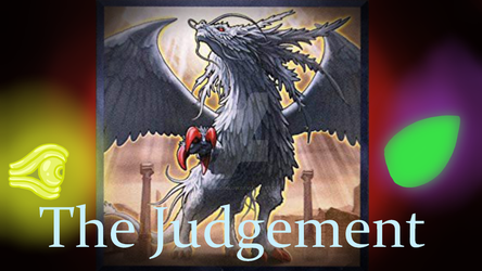 The Judgement Thumbnail by CrimsonGlow