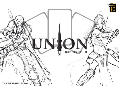 Union, Fight Together: Announcement. by Guilty-10-Games