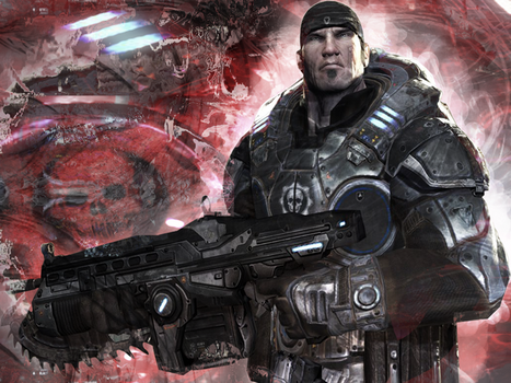 Gears of War II by Karkan