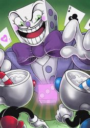 King Dice by PhaseChan