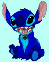 Hola from Stitch by InkArtWriter
