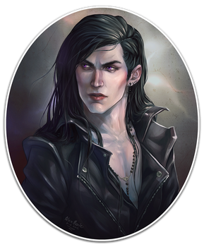 ++ COMMISSION ++ GREYSON by alexzappa