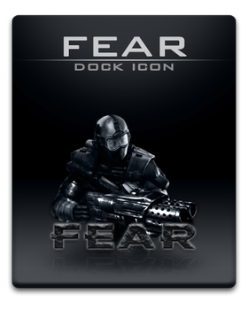 Fear Dock Icon by Vathanx