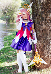 Star Guardian Lux by chibi-ibi