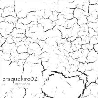 craquelure 02 by ShadyMedusa-stock