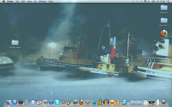 TUGS 4 Macbook Pro by QwertyChris