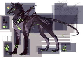 Design Commission:.Atroci by Remarin