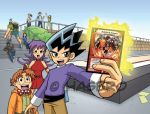 Duel Masters, Pages 6-7 by stratosmacca