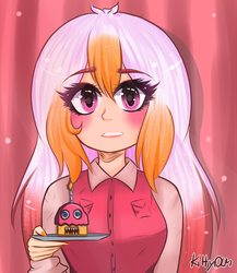 Funtime Chica by KittyOLM
