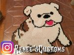 BossHog perler by ReneesCustoms
