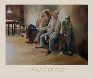 The Art Critics by richardcgreen