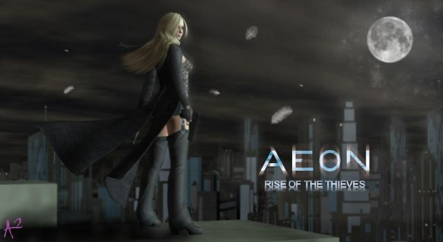 Aeon-Rise of the Thieves by Amabyllis