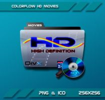 Colorflow HD Movies by Dohc-WP