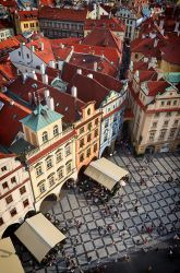 View from the tower by MarkyF