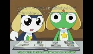 Tamama x Keroro 33 by tackytuesday