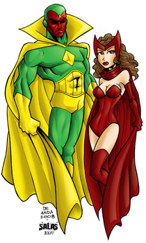 vision and wanda color by macuy19