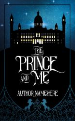 The Prince and Me - BookCover by LondonMontgomery
