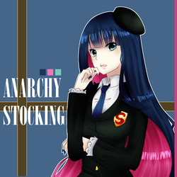 Anarchy Stocking by Raeyxia