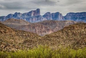 Big Bend NP in Texas by donnasueb