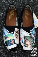 Shoes For Martha by BBEEshoes